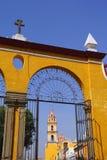 Parish of san pedro apostol VII Royalty Free Stock Image