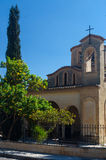 Parishes of Orthodox Church in Cyprus Royalty Free Stock Image
