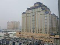 Parishian hotel Macau Fotografia Royalty Free