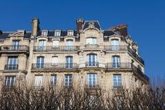 Parisian architecture Stock Photo