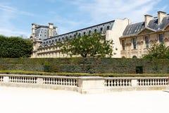 Parisian architecture Royalty Free Stock Photos