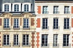Parisian architecture Royalty Free Stock Image