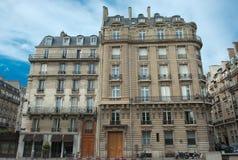 Parisian building Royalty Free Stock Photography