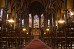 Parisian church Stock Photography