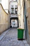 Parisian courtyard Royalty Free Stock Image
