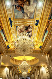 Parisian Hotel interior Royalty Free Stock Photos