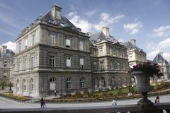 Parisian Landscape Stock Photo