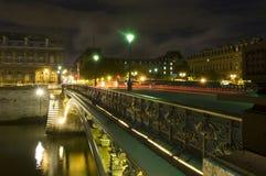 parisian nätter Royaltyfri Fotografi