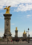 Parisian Sights Stock Image
