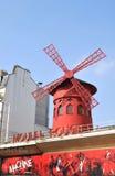 Parisian street Royalty Free Stock Photos
