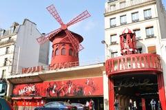 Parisian street Stock Photo