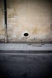 Parisian wall Royalty Free Stock Photo