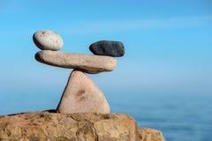 Pariteit van stenen Stock Foto's