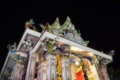 Parivat tempel Royaltyfria Bilder
