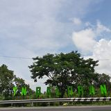 Pariwisata印度尼西亚 库存图片