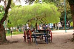Park zdjęcie stock