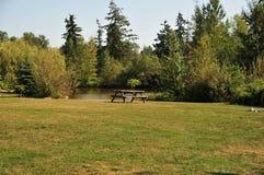 park Royaltyfria Bilder