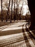 park Arkivfoto