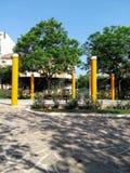 Park stockbilder