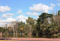 park Royaltyfri Fotografi