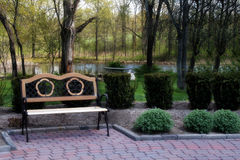 park, Obraz Royalty Free