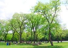 Park Lizenzfreie Stockfotos