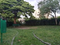 Park Fotografia Royalty Free