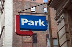 Park Stock Image
