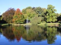 Park Aalst Stockbilder