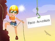 Park adventure Stock Photos