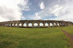 The park of the aqueducts Stock Image