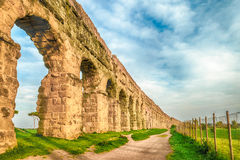 Park of the Aqueducts, Rome Stock Images
