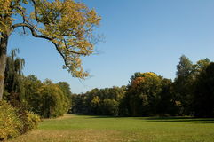 Park in Autumn Stock Photos