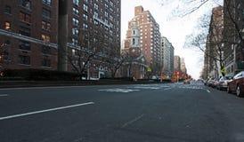 Park Avenue Stockfoto