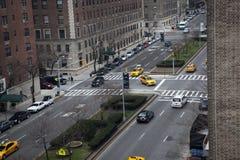 Park Avenue Lizenzfreies Stockfoto