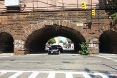 Park Avenue Arch Bridge Royalty Free Stock Images