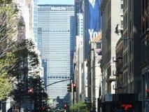 Park Avenue, New York City, NY Stock Images