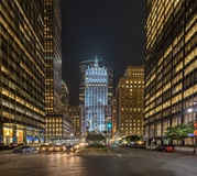 Park Avenue in New York Stock Photography