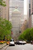 Park Avenue, NY Stock Photo