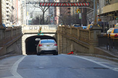 Park Avenue tunel Obraz Royalty Free