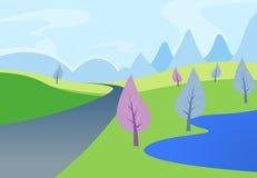 Park Background1 Stock Photo