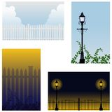 Park backgrounds Royalty Free Stock Photo