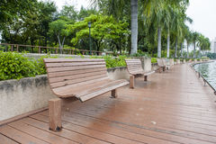 Park in bangkok Royalty Free Stock Images