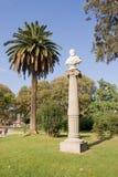 Park in Barcelona stockbild