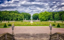 Park, Baroque, Historically Stock Images