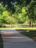 Park. Beautiful Texan Park stock photos
