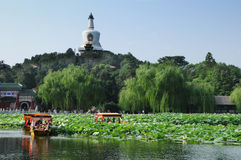 Park in Beijing Stock Image