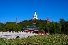 Park in Beijing Royalty Free Stock Images