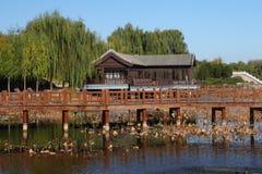Park in Beijing Stock Photo