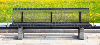 Free Park Bench In Spring. Royalty Free Stock Images - 24715859